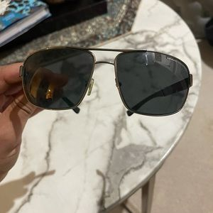 Armani exchange sun glasses